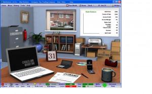 SimVenture Homepage