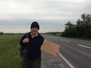 Hitchhiking to Loughborough. Embracing the importance of uncertainty