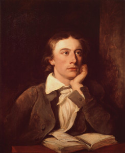 John Keats & poetry for entrepreneurs